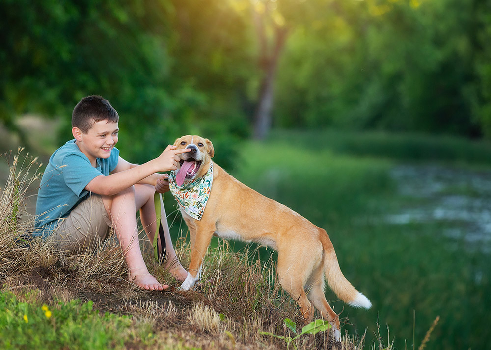 Arkansas Child and Pet Photographer